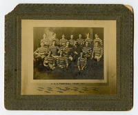 Horton Collegiate Academy 1901 football team