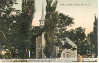 Old Church, Grand Pre, N.S.