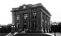 Post Office, Wolfville, N.S.