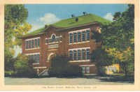 The Public School, Wolfville, Nova Scotia