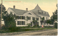 Kent Lodge, Wolfville, N.S.