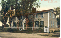 The Old Corner House, Grand Pre, N.S.
