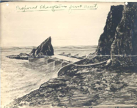 Cape Split proposed pumping station