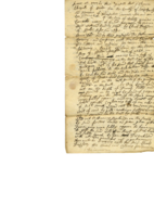 Land transaction Eleazar Chappel to Charles Dickson