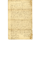 Land transaction Charles Dickson to Jonathan Woodbury