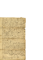 Land transaction Cornelius Rich to Charles Dickson
