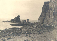 Cape Split with measurements