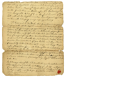 Land transaction Brotherton Martin to Charles Dickson