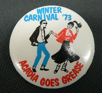 Winter Carnival Button '73