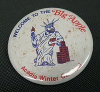 Big Apple Winter Carnival Button