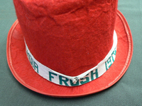 Red Frosh Hat